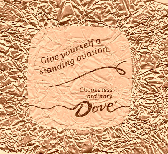 Give yourself a standing ovation
