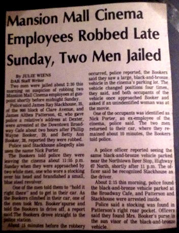 The Not-So-Great Missouri Robbery