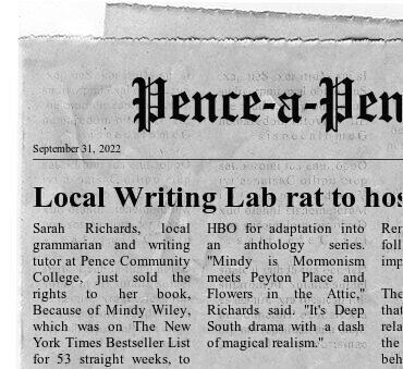 BOMW newspaper article
