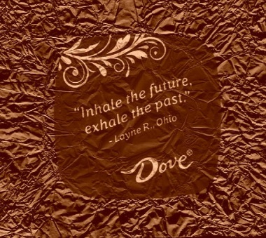 Inhale the future chocolate