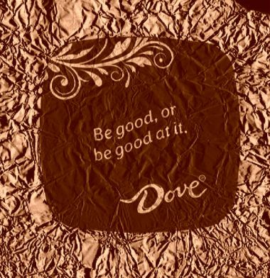 Be good or be good at it