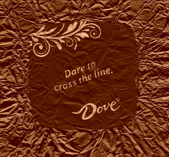 Dare to cross the line